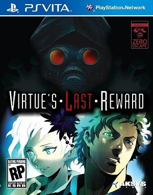 Zero Escape Vol.2: Virtue's Last Reward