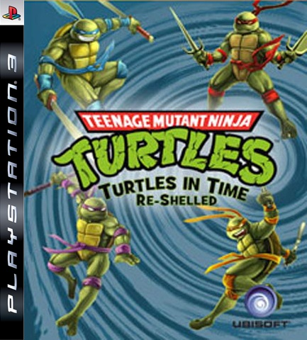 [PSN] TMNT: Turtles in Time Re-Shelled