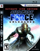 Star Wars: The Force Unleashed – Ultimate Sith Edition