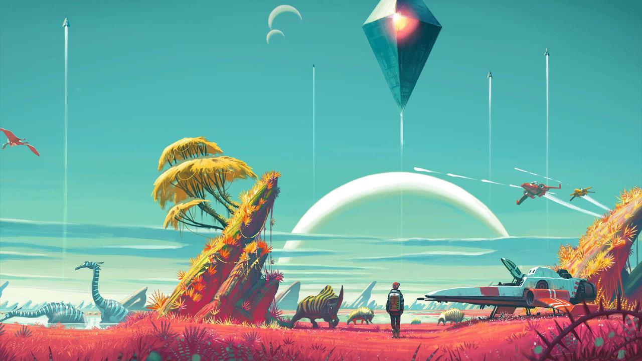 84c9e00f60a Próxima atualização de No Man s Sky será chamada de Visions  trailer e  alguns detalhes - PSX Brasil