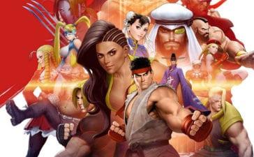 Street Fighter V - Mori Toshiaki