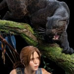 Shadow of the Tomb Raider Weta Workshop Statue