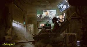 Cyberpunk 2077 Artwork