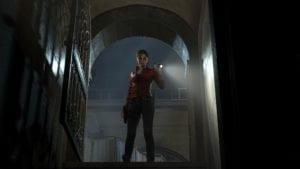 Resident Evil 2 Gamescom 2018 Claire