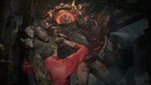 Resident Evil 2 Gamescom 2018 Birkin
