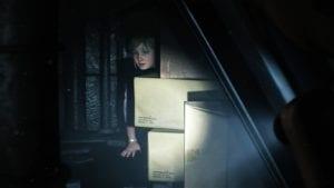 Resident Evil 2 Gamescom 2018 Sherry