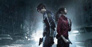 Resident Evil 2 Gamescom 2018 Leon Claire Wallpaper