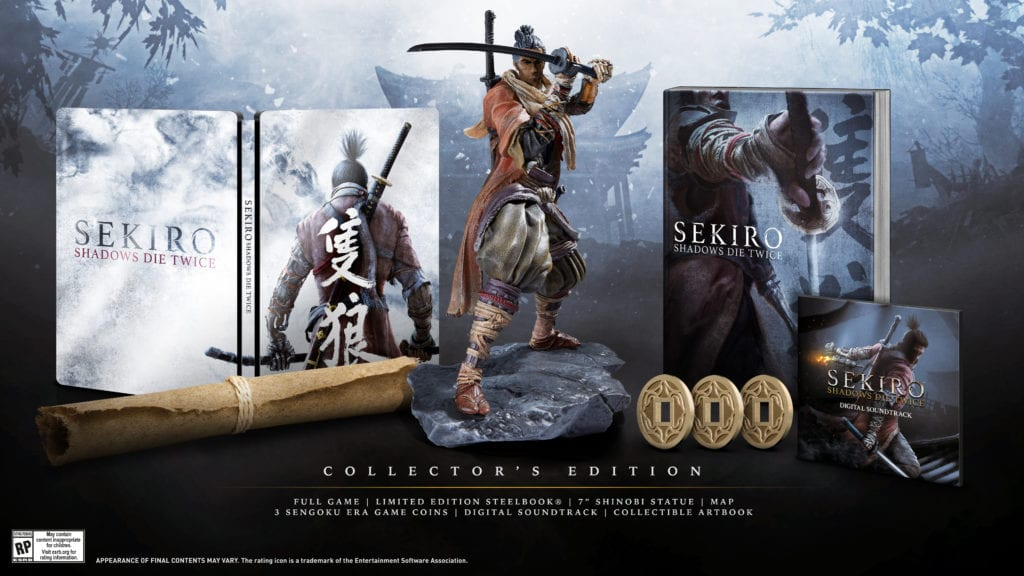 Sekiro Collectors Edition
