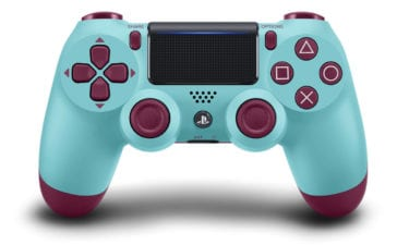 DualShock 4 - Berry Blue