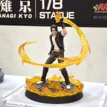 The King of Fighters Estátua Kyo