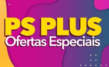 PS Store Promoção PS Plus Ofertas Especiais
