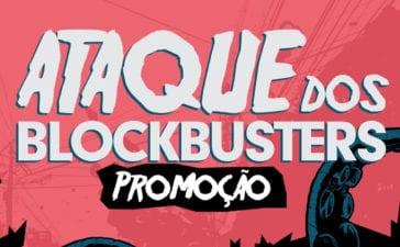 PS Store Promoção Ataque dos Blockbusters
