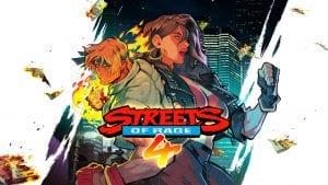 Streets of Rage 4 Wallpaper