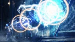 Devil May Cry 5 Nero Mega Buster