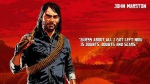 Red Dead Redemption 2 - John Marston
