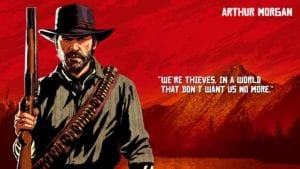 Red Dead Redemption 2 - Artwork