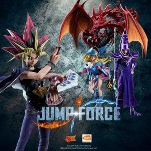Jump Force Yugi