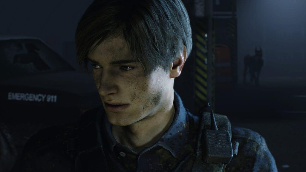 Resident Evil 2 TGS 2018