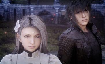 Final Fantasy XV Terra Wars