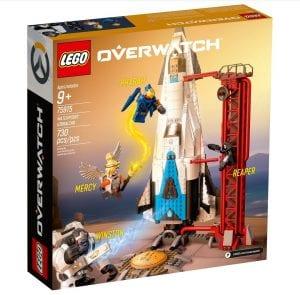 LEGO Overwatch