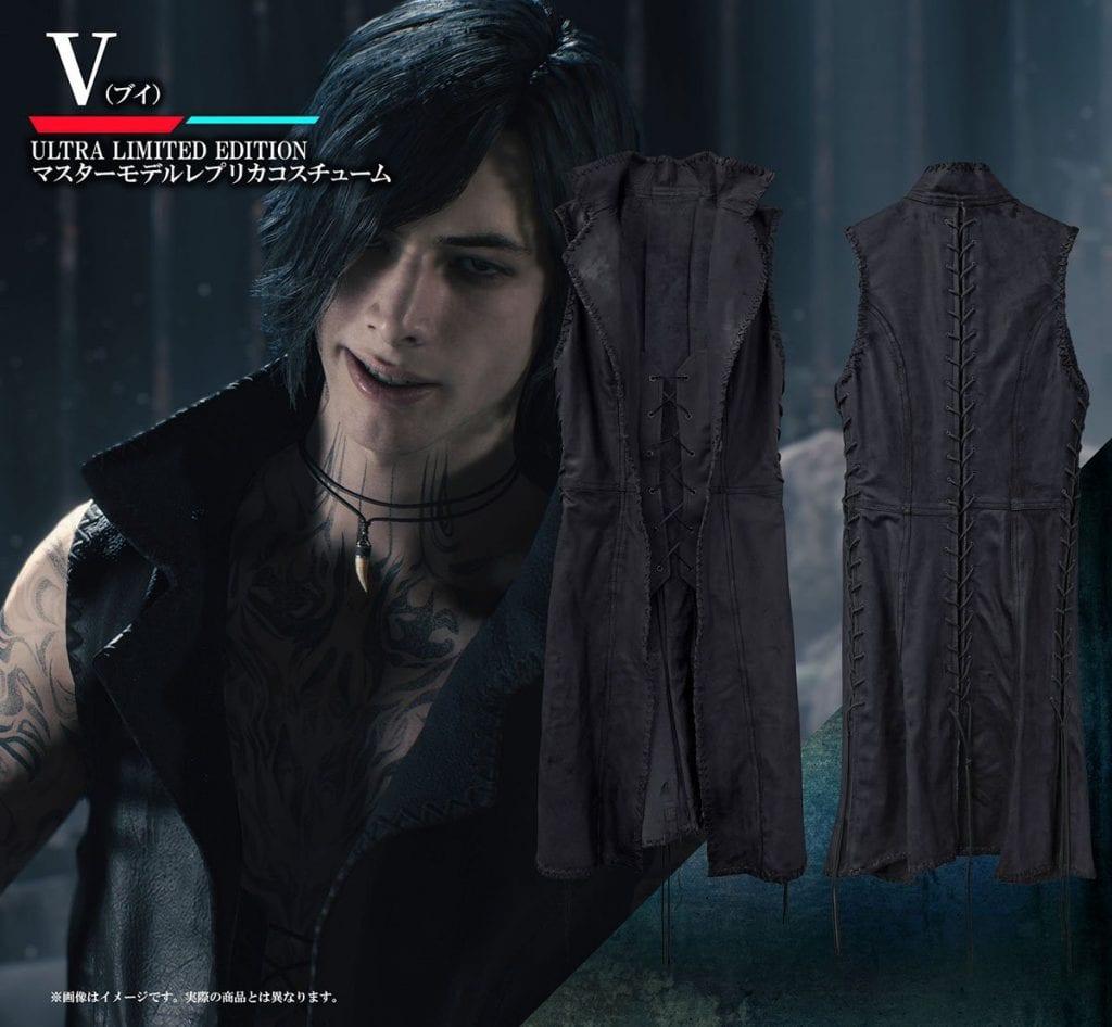 Devil May Cry 5 Ultra Limited Edition V Jacket