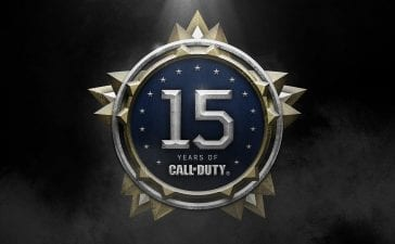 Call of Duty 15 Anos