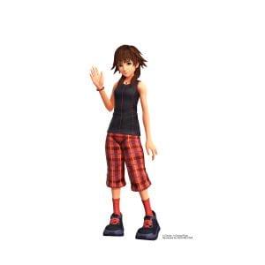 Kingdom Hearts 3 Hayner Olette Pence