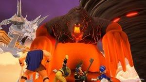 Kingdom Hearts 3 Olympus Twilight Town