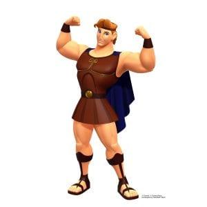 Kingdom Hearts 3 Hercules