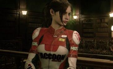 Resident Evil 2 Elza Walker