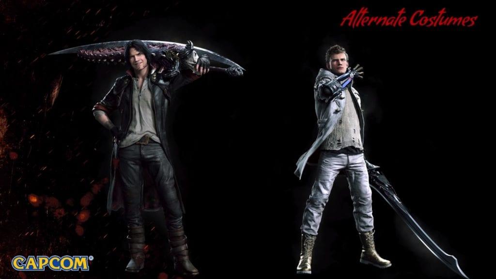 Devil May Cry 5 - Dante Nero Alt Costume