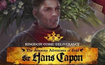 Amorous Adventures DLC