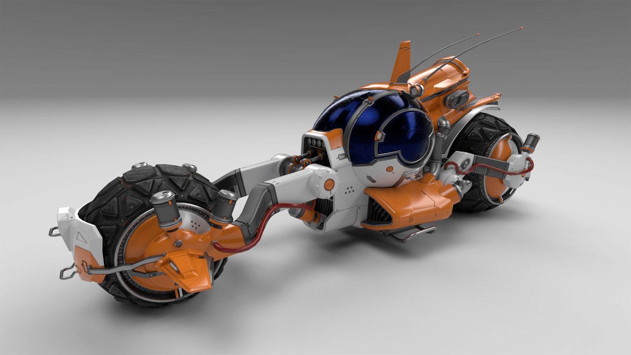 7fb8210624d No Man s Sky recebe atualização com a espécie de moto Pilgrim Exocraft   detalhes - PSX Brasil
