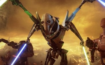 Star Wars Battlefront 2 General Grievous