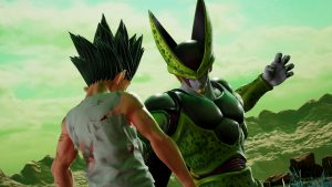 Jump Force Cell