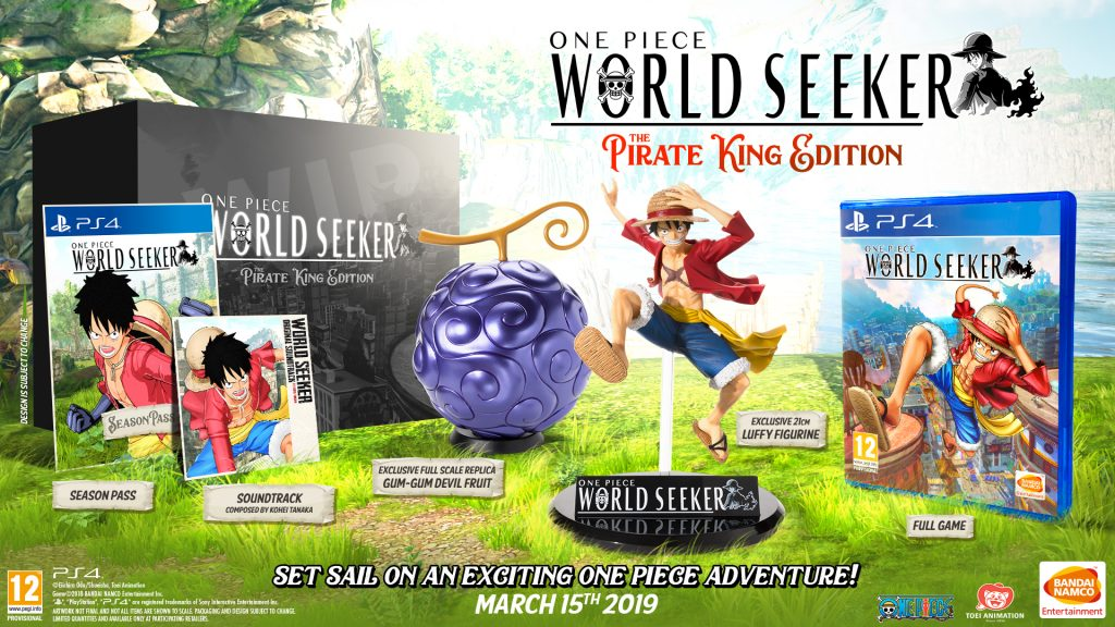 One Piece: World Seeker Collectors Edition