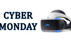 PS VR Cyber Monday