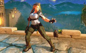Jill Cammy Street Fighter V