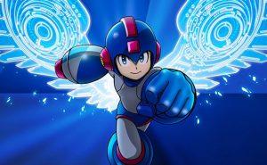 Mega Man Red Bull