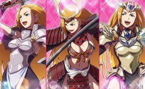 SNK Heroines Jeanne