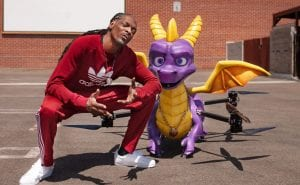 Spyro Snoop Dogg