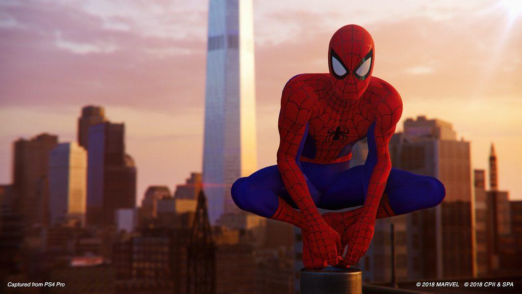 Spider-Man DLC Silver Lining