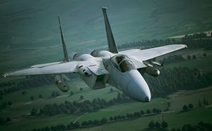 Ace Combat 7: Skies Unknown F-15C