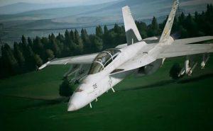 Ace Combat 7 F/A-18F