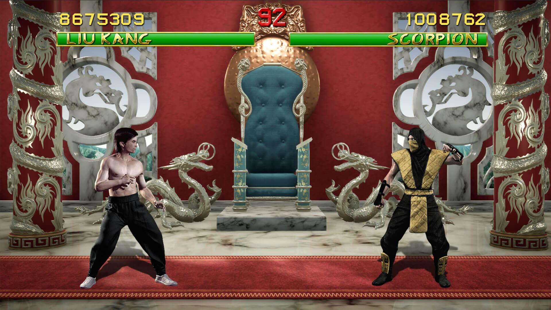 Mortal Kombat HD
