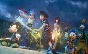Kingdom Hearts 3 Opening