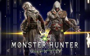 Monster Hunter World Assassin's Creed
