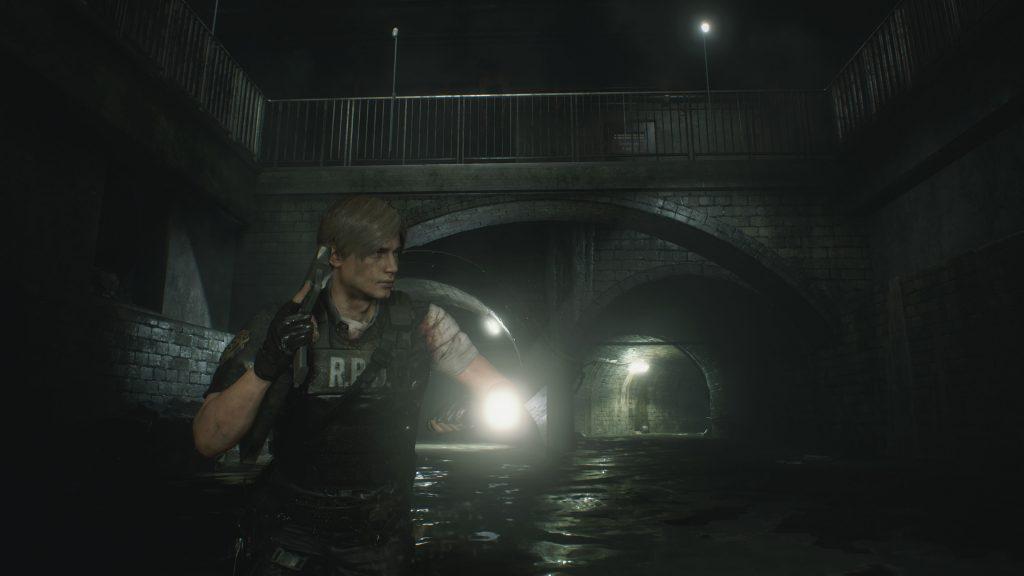 Resident Evil 2 Ada Mr X Sherry