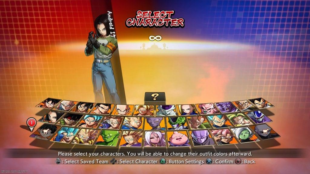Dragon Ball FighterZ Jiren Videl