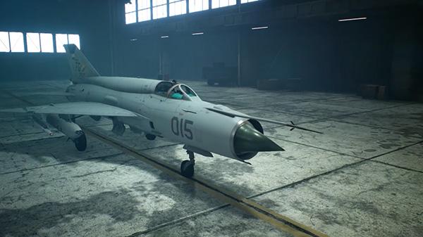 Novo trailer de Ace Combat 7: Skies Unknown focado no Mig